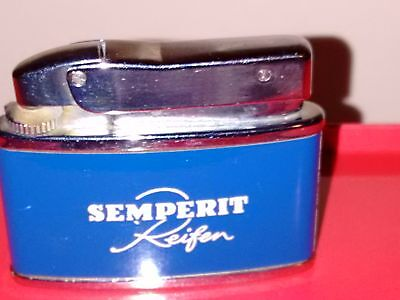 Vintage Semperit Reifen Advertising Zenith No103 Lighter