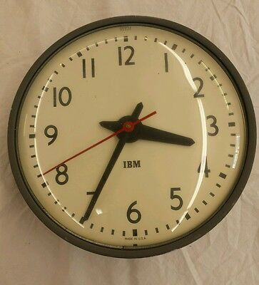 Wall Vintage 1930 69 Clocks Collectibles 3 395