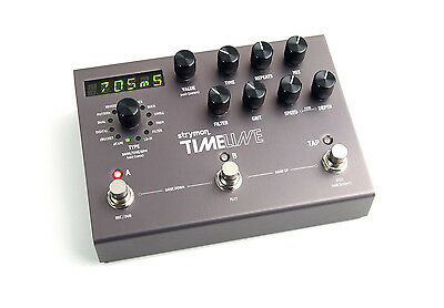 Strymon Timeline Delay Guitar Effect Pedal New