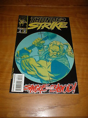 Thunderstrike  3, Dec 1993,  Nm- Cond     Thor