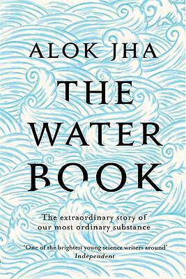 The Water Book, Jha, Alok, New