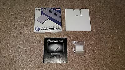 Official Nintendo Gamecube Memory Card 59 *Immaculate Condition* Boxed Complete