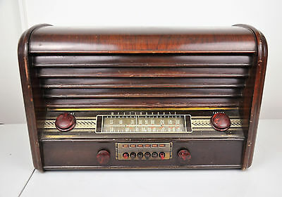 Vintage Westinghouse H-104 Radio - Good Condition With Documentation