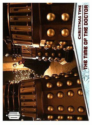2015 Doctor Who Christmas Time #ct9  The Time Of The Doctor  50 Cent Ship