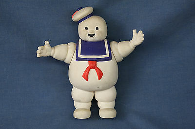 1984 Stay Puft Marshmallow Man Ghostbusters Action Figure Columbia Pictures
