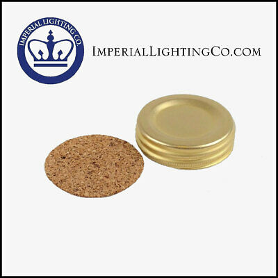 BRASS FUEL FILLER CAP N120B STYLE with CORK GASKET fits ANTIQUE ALADDIN LAMPS