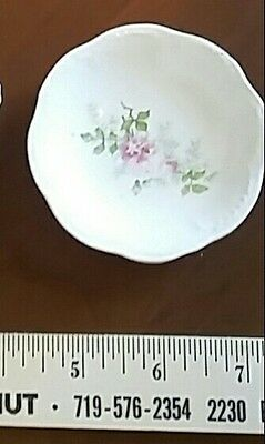 Antique Butter Pat Dish Mini FREE SHIPPING