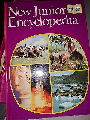 New Junior encyclopedia