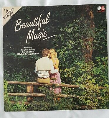 Beautiful Music 2 record double LP