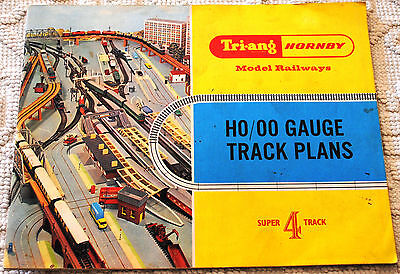 Triang Hornby Model Railways Track Plans