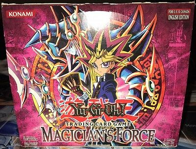 Magician's Force Display