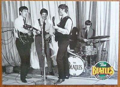 The Beatles Collection River Group/Apple Corps 1993 - Card # 44