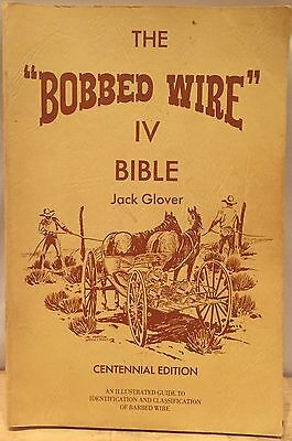 *Good* The Bobbed Wire IV Bible - Jack Golver 1975 - FREE S&H
