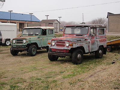 1969 Nissan Other  Two Nissan Patrols (67 & 69)