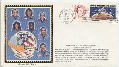 1986 Disastor In Space, Challenger Space Shuttle