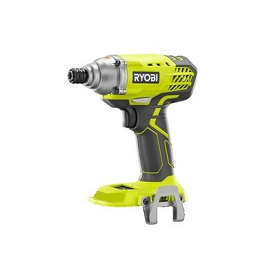 New Ryobi One+ 18V 18 Volt Lithium-Ion Cordless Impact Driver P235 (Tool Only)