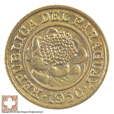 1950 Paraguay 1 Centimo *5962