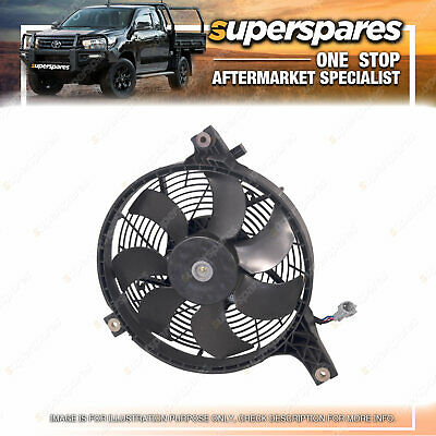 A/C CONDENSER FAN For NISSAN PATROL GU SERIES 3/4 10/2001-ON NT AC