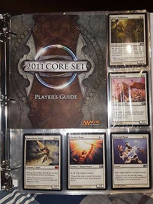 Complete Magic The Gathering Core 2011 Set Nm/m