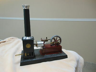 Large Hot Air, Stirling Engine by W Bueher