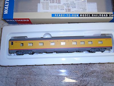 HO Walthers Union Pacific Pullman-Standard 4-4-2 sleeper, new in box