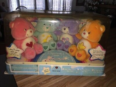 Care Bears Interactive Store Display  Talking Care Bear Displaly