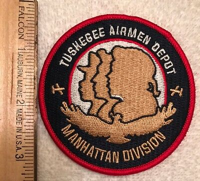 NYCT Tuskegee Depot Patch.