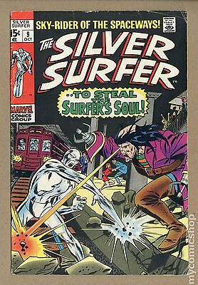 Silver Surfer (1968 1st Series) #9 VG- 3.5