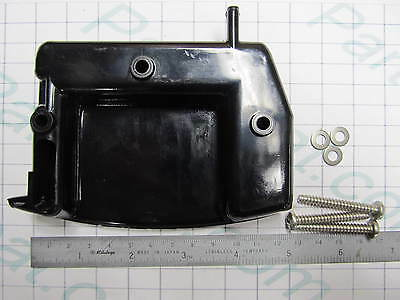 65915A2 Front Cowl Support Drip Tray Mercury 650, 65HP 3-Cylinder Outboard NLA