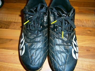 Canterbury rugby boots  mens size 7