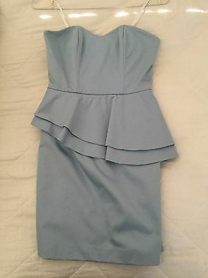 SHEIKE Women's Strapless dress, Size 6