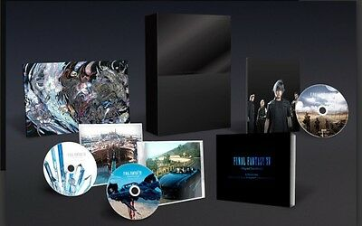 Final Fantasy® Xv - Original Soundtrack - Limited Edition [Blu-Ray Music Disc]