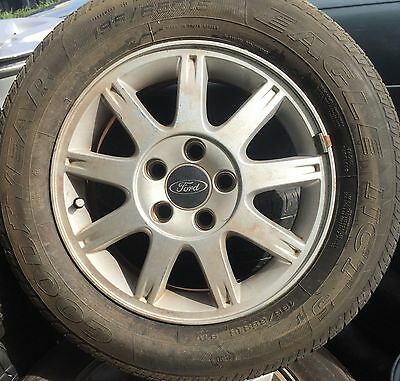 Ford Focus 2008 Model Genuine Factory Alloy  Mag Wheels 15x6 set of 4