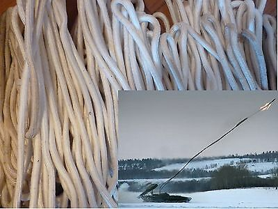 Russian army exclusive 100 ft extreme rope strap tow climbing brake rocket