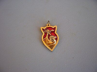 Quest for Camelot Devon Cornwall Pendant 2 Headed Dragon Warner Bros 1998