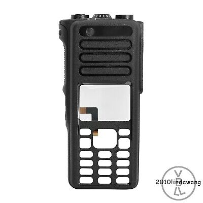 Black Replacement Repair Kit Case Housing for Motorola XPR7550 Portable Radio