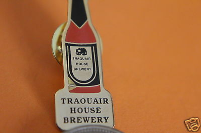 TRAOUAIR HOUSE BREWERY  enamel pin badge,