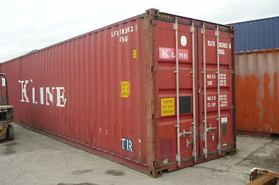 40ft High Cube Shipping Container **BULK DISCOUNT**