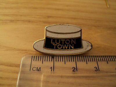 Rare Luton Town Football Club The Hatters Football Badge
