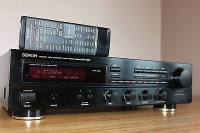DENON DRA-335R Stereo Amp/Receiver with Phono Stage