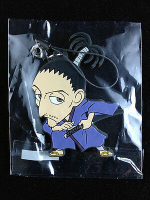 Hunter x Hunter Rubber Strap Key Chain official UTE Nobunaga Hazama New