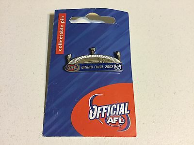 Collectable AFL 2002 Grand Final Pin / Badge