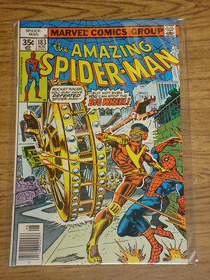 Amazing Spiderman #183 Vf (8.0) Marvel Comics