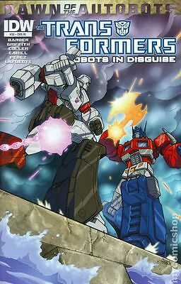 Transformers (2012 IDW) Robots In Disguise #30RI NM