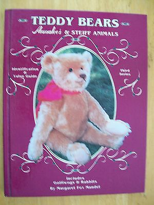 Steiff Bear Animal Annalee Price Values Collector Book