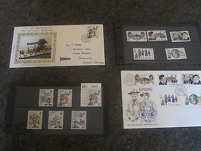 Girl Guide Stamps
