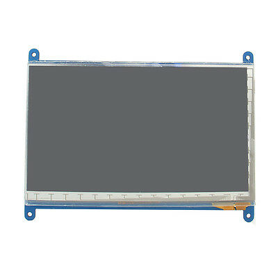 7 Inch HDMI Capacitive touch screen w/HDMI Cable/USB Cable for Raspberry Pi