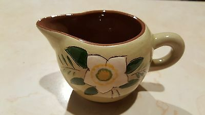 Stangl Star Flower Small Pitcher-Creamer