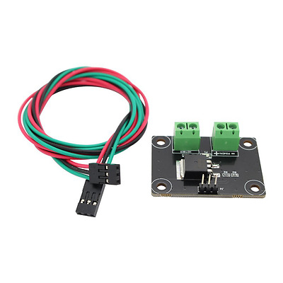 Anycubic 12A MKS MOS Heatbed Control Board for 3D Printer Reprap with 70cm Line