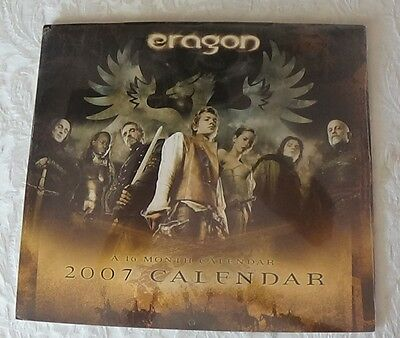 ERAGON 2007 Calendar NEW IN PACKAGE